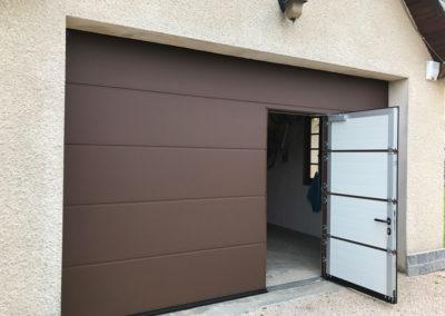 Porte de garage – Bernac-Debat