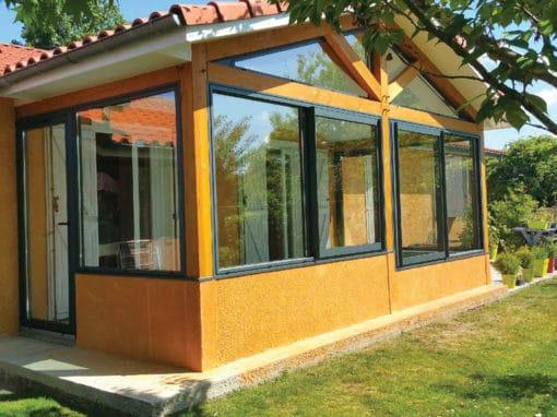 Portes et fenêtres ALU à Vic en Bigorre