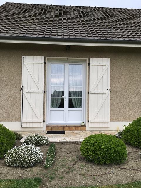 Porte fenêtre PVC à Mazeres Lezons