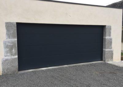 Porte de garage à Ledeuix