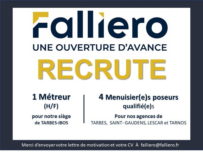 falliero recrute décembre 2020