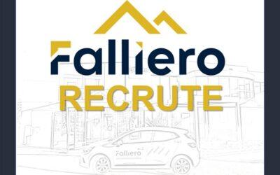 FALLIERO RECRUTE